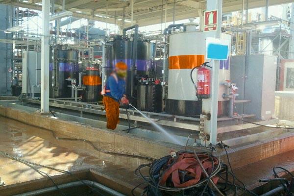 Desatascos Sevilla Limpiezas industriales