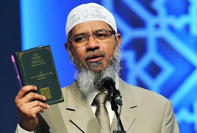 Nah Loh, Zakir Naik: Muslim tak Boleh Pilih Pemimpin Non-Muslim !