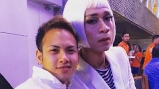 Gak Nyangka, Cewek Tomboy Asal Jepang yang Menikah dengan Aming Ternyata...
