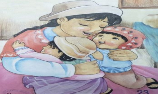 Exposición bibliográfica por el Día de la Madre