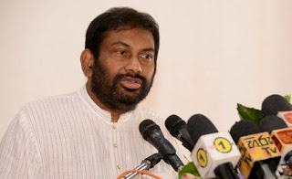 Minister Daya Gamage Ready to Resign Over Buddha Statue Destroyed