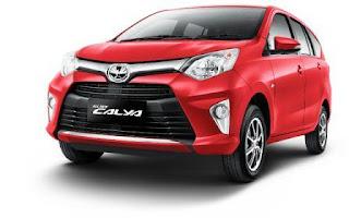 Promo Kredit Murah Toyota Calya Terbaru 2017