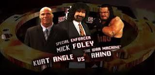 TNA Final Resolution 2008 - Matt Mogan & Abyss faced Beer Money Inc
