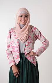 Baju Batik Kerja Kantor Wanita Danar Hadi