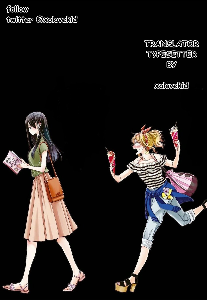Citrus Chapter 29 Musim Panas Cinta