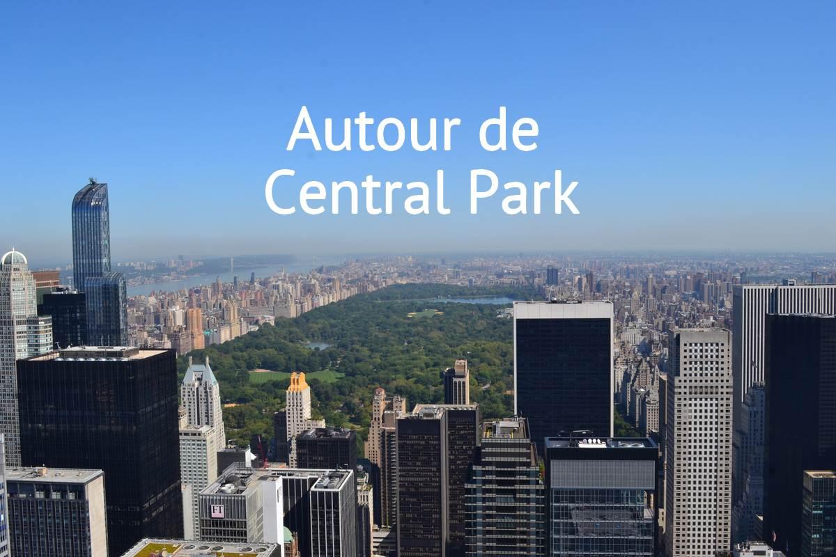 Balade autour de Central Park