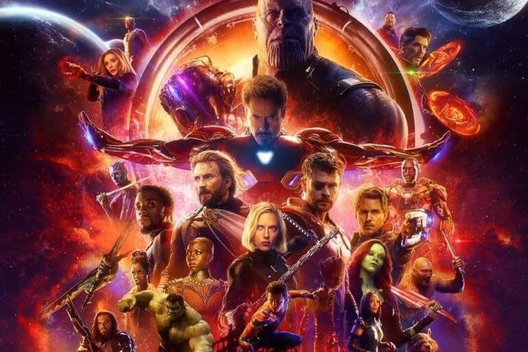 Vingadores: Guerra Infinita [Filme Dublado]