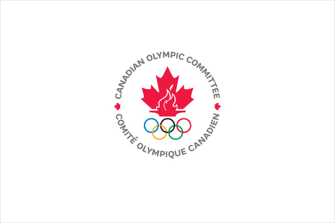 canadian logo and pattern