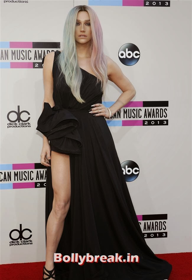 Kesha, American Music Awards 2013