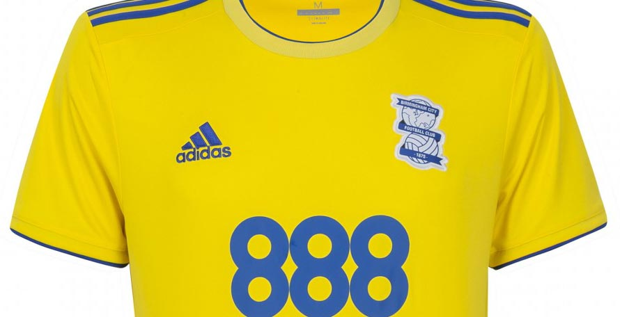 a02be9dc5bf Birmingham City earlier today revealed their new 2018-2019 away kit.  Advertised as