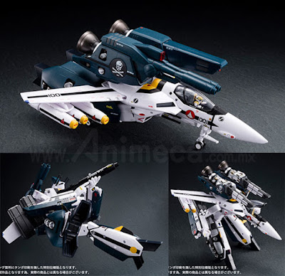 Figura VF-1S Strike Valkyrie Roy Focker Special Premium Finish Limited Edition 1/60 Transformable Macross