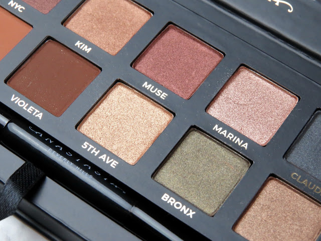 Anastasia Beverly Hills Master Palette by Mario Swatch Review Makeup Look