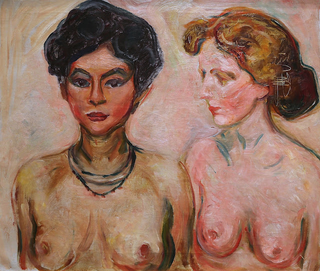 Edvard Munch: Coppia di nudi