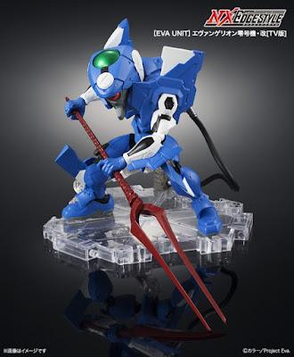 "Nxedge Eva-00 de ""Neon Genesis Evangelion"" - Tamashii Nations"
