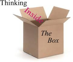 Innovation can be inside the box