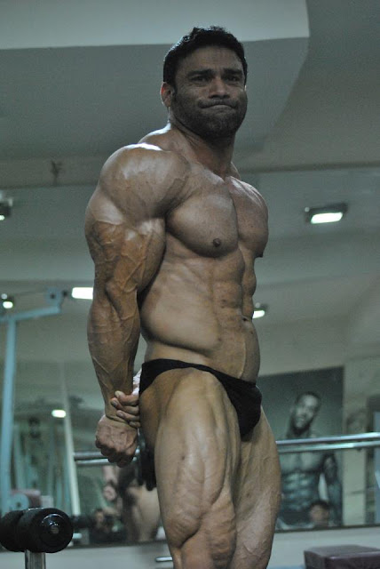 india muscle
