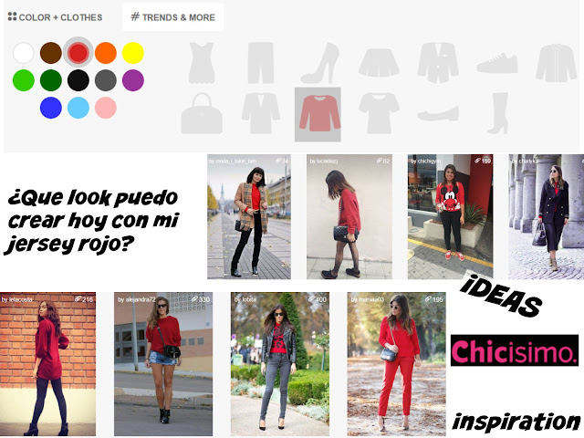Como saber en minutos que colores o tendencias de moda se llevan