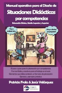 Libro: Manual Operativo para el Diseño de Situaciones Didácticas por Competencias