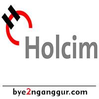 Lowongan Kerja PT Holcim 2018