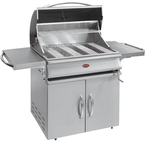See More Top Ten Stainless Steel Charcoal Grills