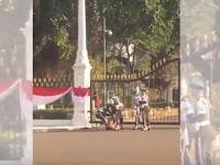 Ini Dia Video Pria Telanjang yang Mencoba Masuk ke Istana Negara
