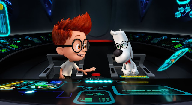 Mr. Peabody & Sherman Hindi Dubbed & English Dual Audio 300MB Download