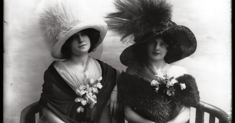 These Beautiful Hats From Edwardian Era That May Inspire Fashion Today