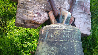 Small bell cast in 1766