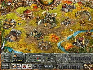 Stone Age Kings free strategy MMO game