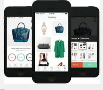 Jual Aplikasi Online Shop Android