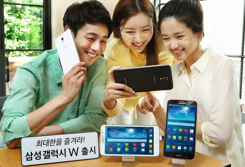 Harga Samsung W Lengkap dengan Spesifikasi