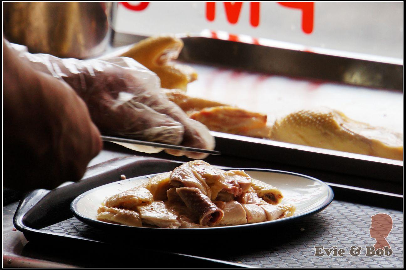 臺中 星食雞 好吃的海南雞飯