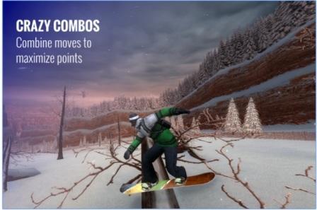 Snowboard Party APK MOD