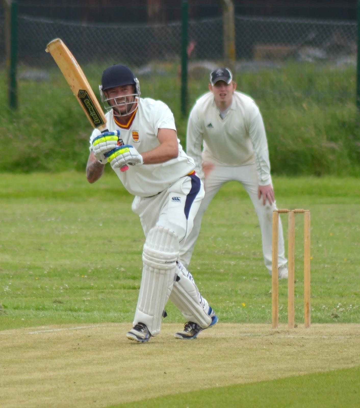 Teesdale Mercury New Cricket Season Evenwood In A Good