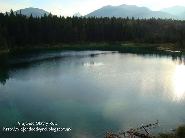 Vallo de los cinco Lagos. Rocosas Canadienses. Jasper Canada. http://viajandoodvyrcl.blogspot.mx
