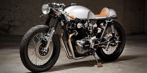 Honda CB450 Kustom ala Cafe Racer