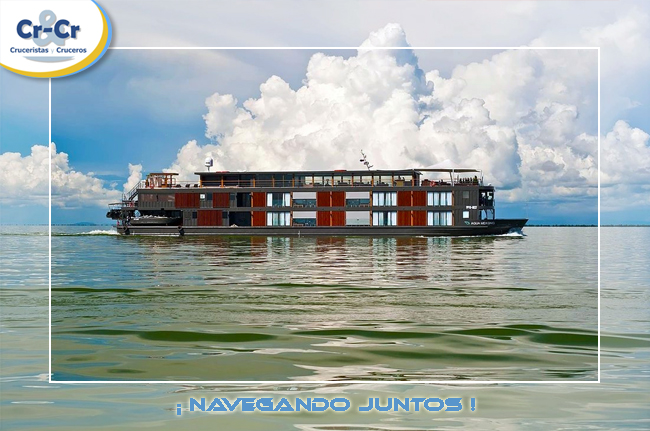 ATLÁNTIDA VIAJES ORGANIZA CRUCEROS FLUVIALES POR EL AMAZONAS, EL DANUBIO, EL AYEYARWADY Y EL MEKONG