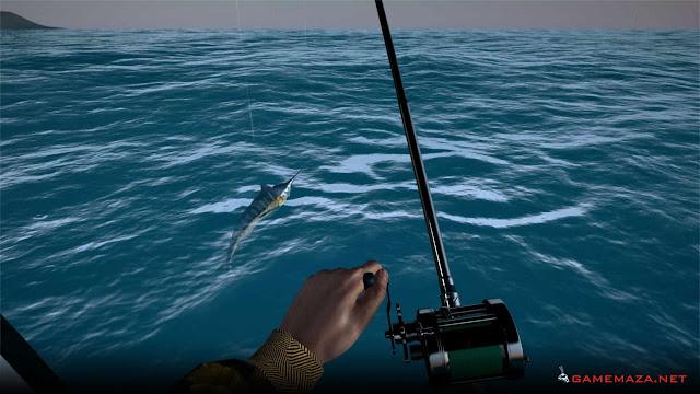 Ultimate Fishing Simulator Moraine Lake Gameplay screenshot 2