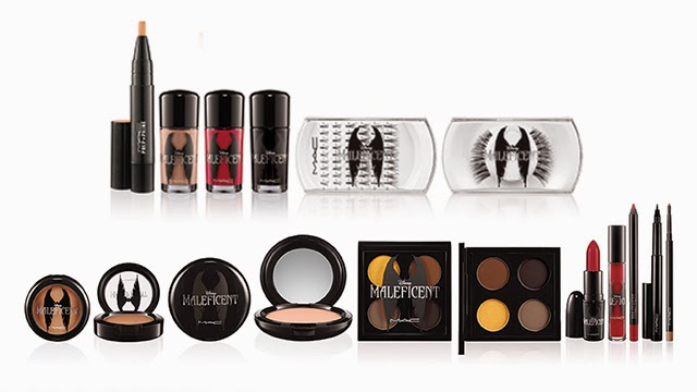 "maquillage collection  ""Disney  Maleficent"""