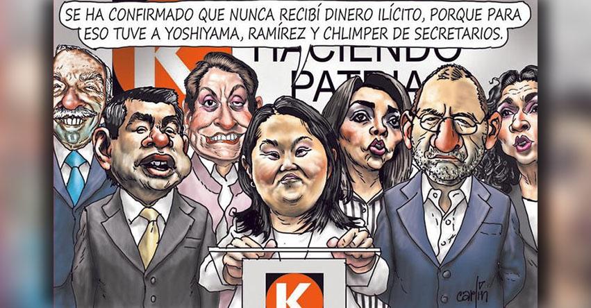 Carlincaturas Sábado 03 Marzo 2018 - La República