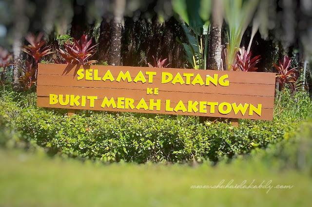 Cuti-Cuti Bukit Merah LakeTown Resort