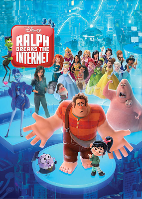 Ralph Breaks The Internet [2018] [DVD R1] [Latino]