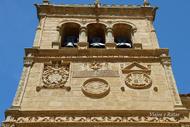 Iglesia de Nuestra Señora de la ascensión, Morón de Almazán, Soria