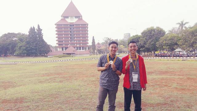 Mahasiswa Fakultas Farmasi Unhas Raih Juara LKTIN Nutrition Expo 7 UI