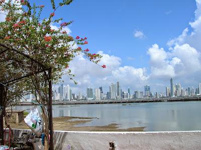 Paseo de las Bóbedas, Panamá, round the world, La vuelta al mundo de Asun y Ricardo, mundoporlibre.com