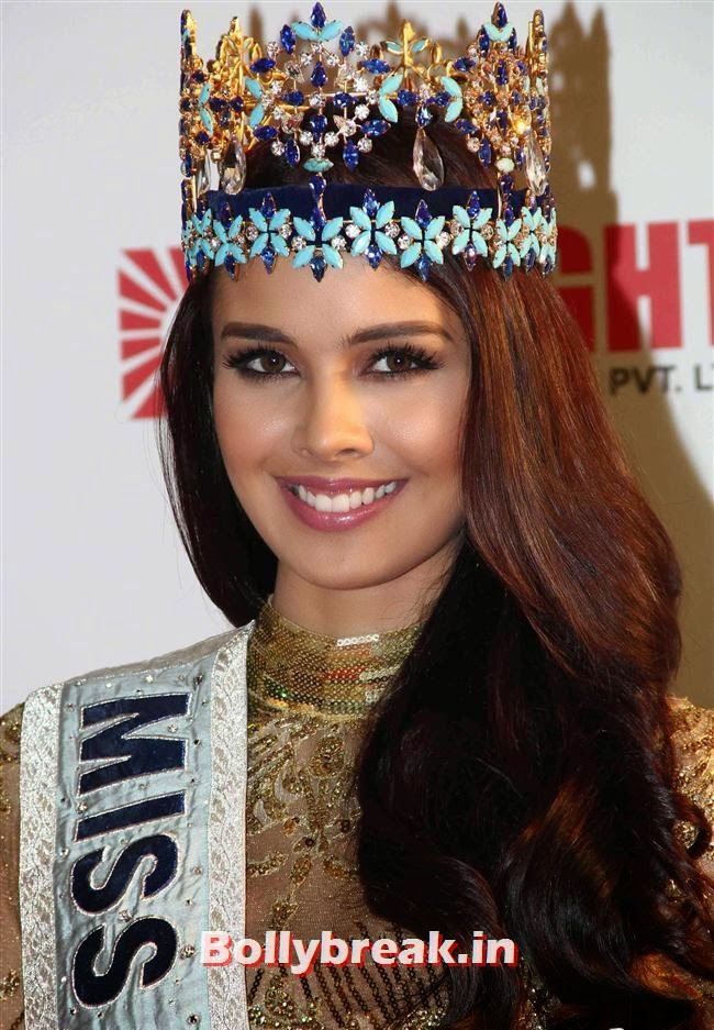 Megan Young, Femina Miss India 2014