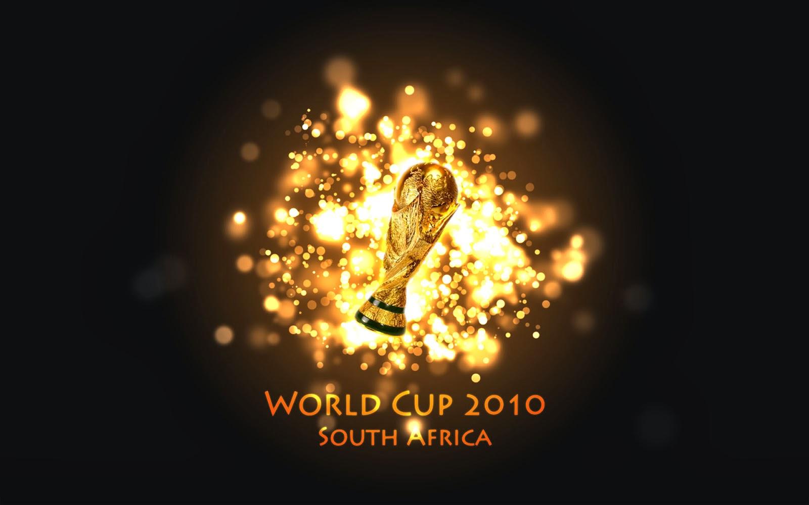 Fond Ecran Coupe du monde 2010