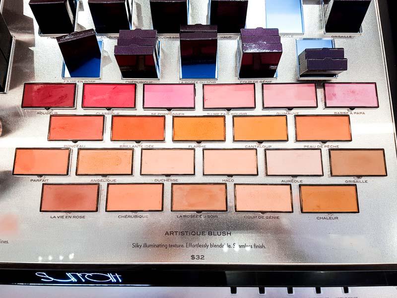 Surratt Beauty Artistique Blushes - Swatches