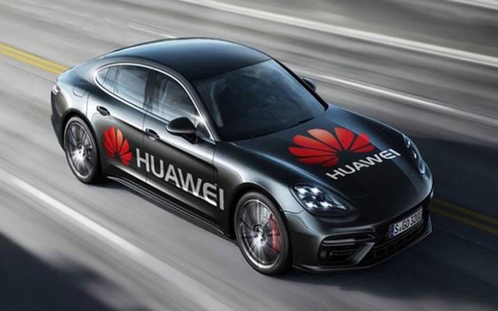 Huawei Otomobille Gündeme Gelebilir!