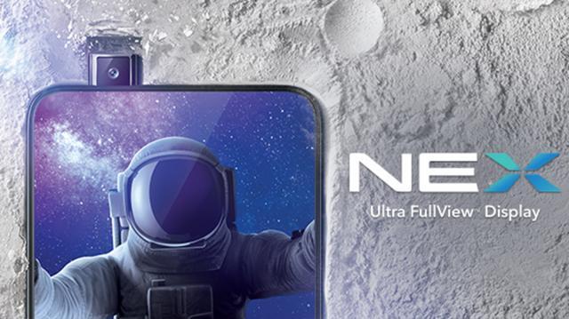 Vivo Nex Pop Up Camera
